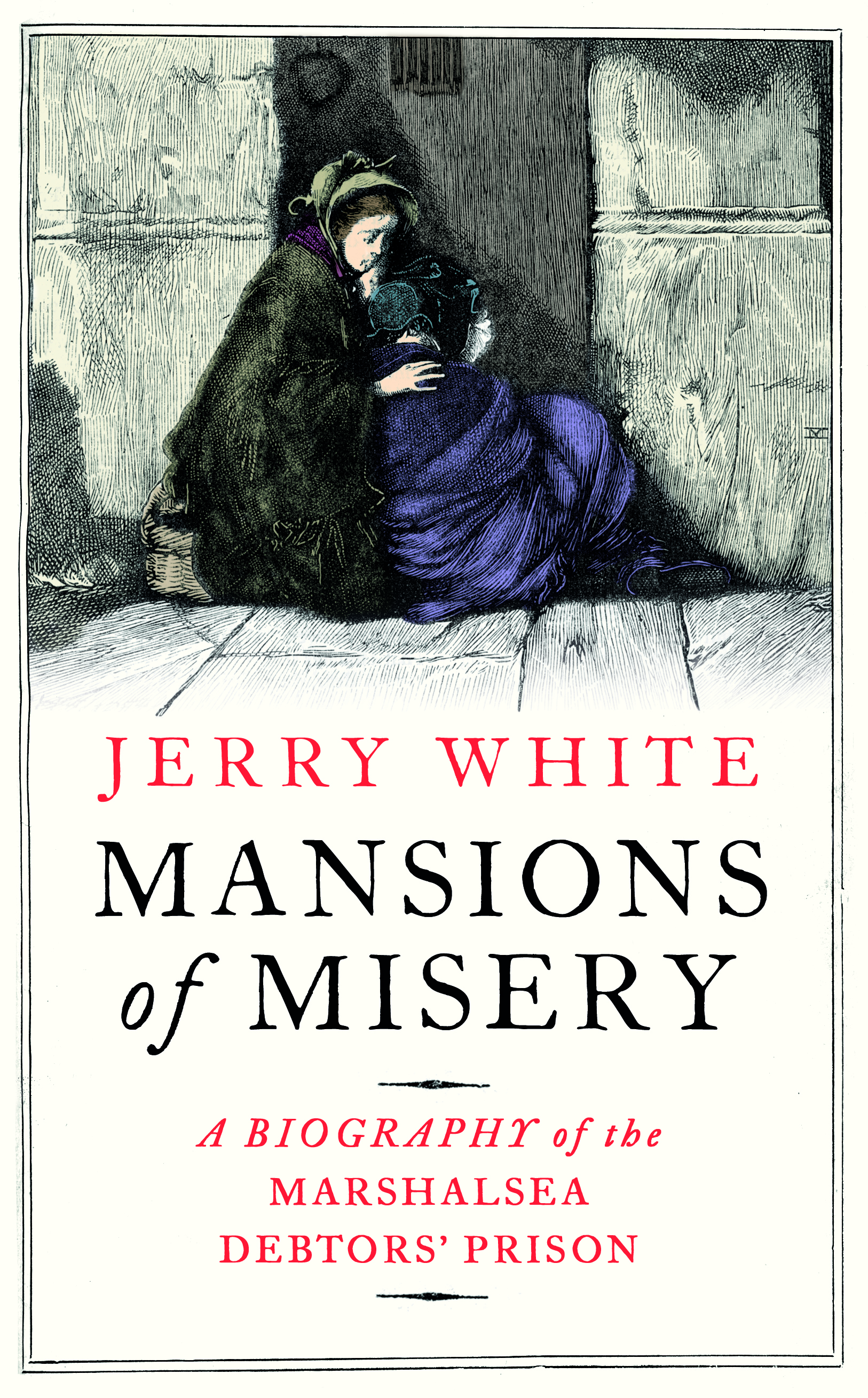 Mansions of Misery Book Jacket