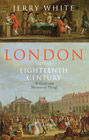 London in the Eighteenth Century - jacket